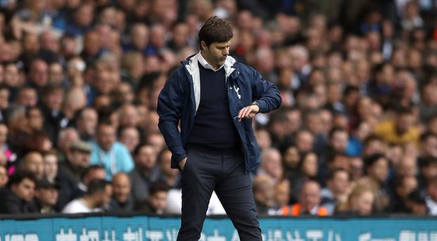 Tottenham manager Mauricio Pochettino cannot wait for the start of the new Premier League campaign, when his side will play home matches at Wembley