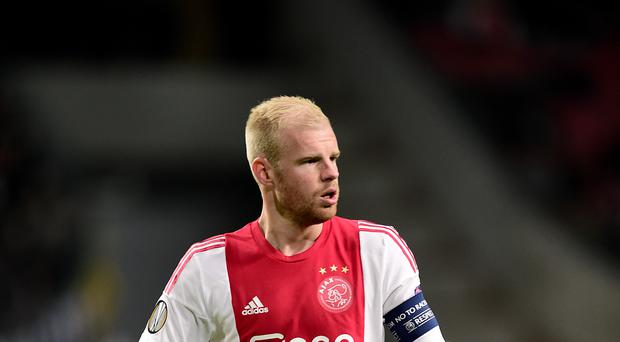 Davy Klaassen captained Ajax in their Europa League final defeat to Manchester United before following England Under-21 international Jordan Pickford to Everton.