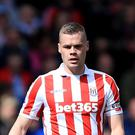 Stoke chairman Tony Scholes is hopeful over a new contract for captain Ryan Shawcross