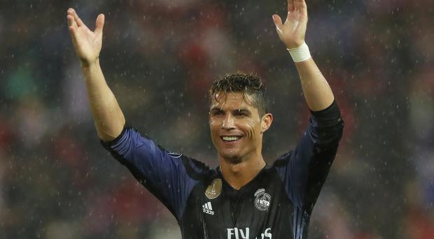 Real Madrid's Cristiano Ronaldo is linked with a return to Manchester United