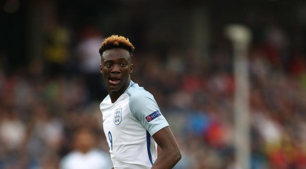 Swansea are keen to sign Chelsea's England-Under 21 striker Tammy Abraham for next season.