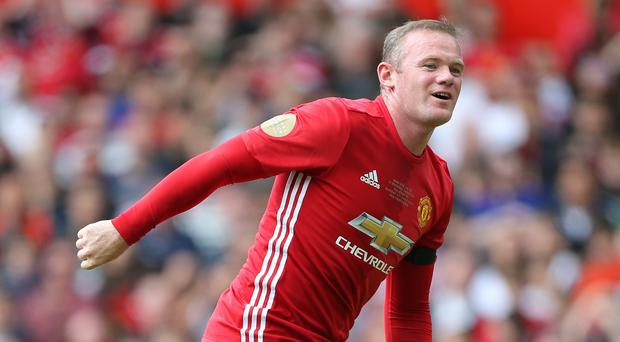 Wayne Rooney's Manchester United future is in doubt