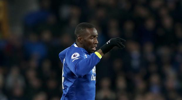 Yannick Bolasie saw his first season as an Everton player wrecked by injury