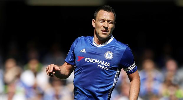 Chelsea's John Terry has been linked with a move to Aston Villa