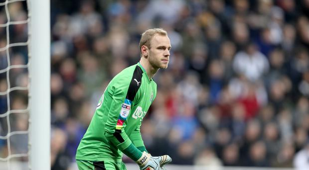 Newcastle keeper Matz Sels is close to leaving the club on loan