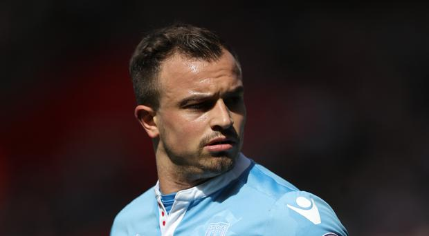 Xherdan Shaqiri has three years left to run on his deal