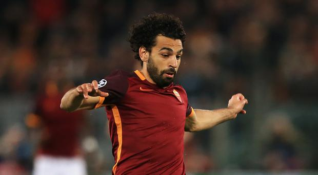 Mohamed Salah is Liverpool's new record signing