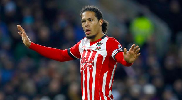 Liverpool have not yet given up on signing Virgil van Dijk according to today's rumours.