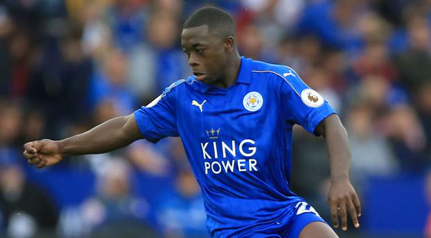 Nampalys Mendy had a difficult first year at Leicester