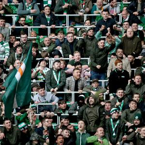Celtic supporters groups are hoping their 'world famous' fans could still make it to Windsor Park.
