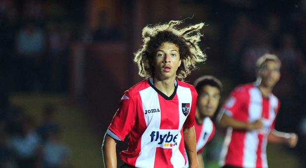 Exeter's Ethan Ampadu is heading to Chelsea
