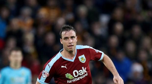 Michael Duff only retired as a Burnley player in 2016