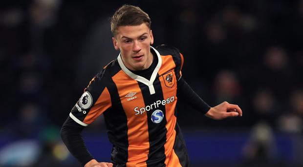 Teenage defender Josh Tymon has joined Stoke after turning down a new contract offer at Hull