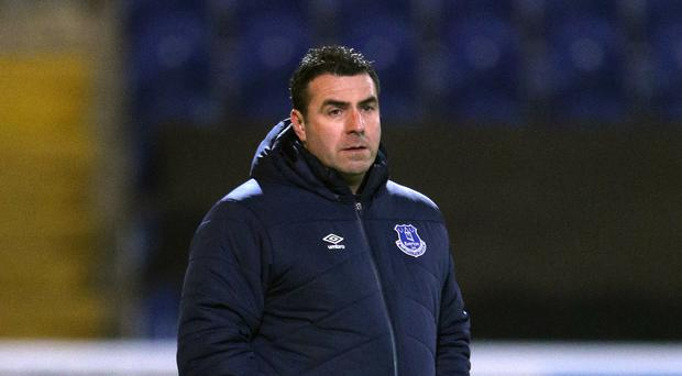 David Unsworth has signed Metz striker Boris Mathis for his Premier League 2-winning squad