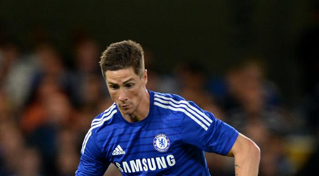 Fernando Torres endured a difficult time at Chelsea