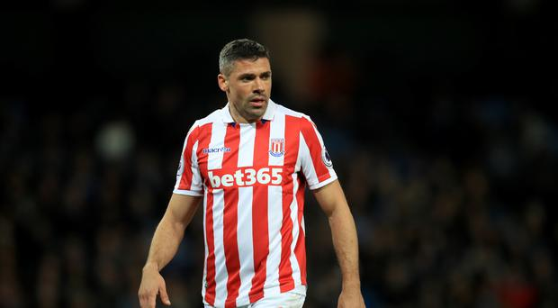 Jonathan Walters could be Burnley's latest Irish acquisition