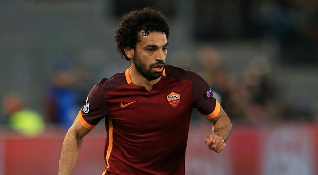 Mohamed Salah joined Liverpool from Roma
