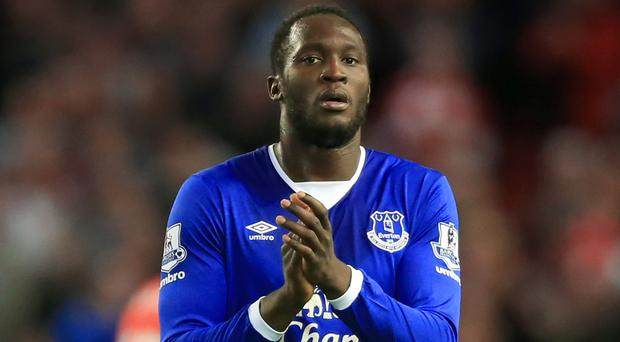 Romelu Lukaku looks to be on his way to Manchester United