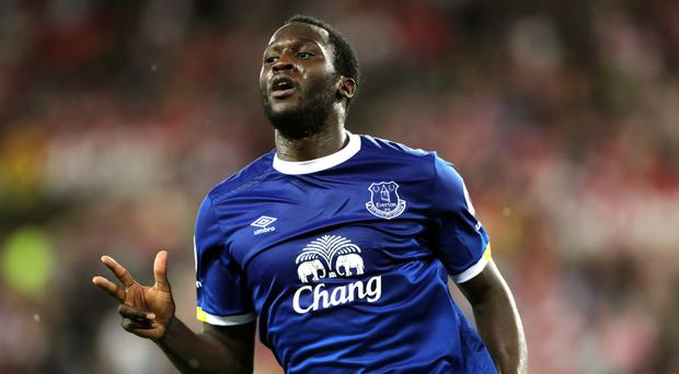 Romelu Lukaku is a regular scorer at Everton