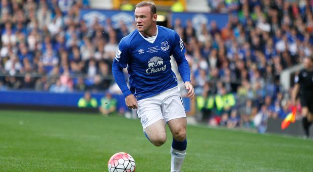 Wayne Rooney is heading back to Everton