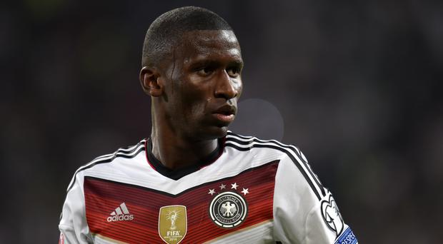 Antonio Rudiger has joined Chelsea from Roma