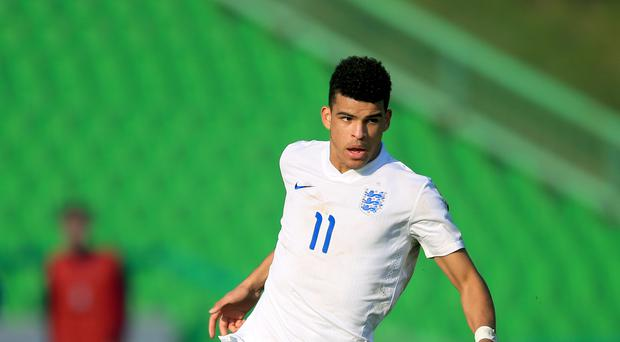 Former Chelsea youth team striker Dominic Solanke's move to Liverpool has been confirmed