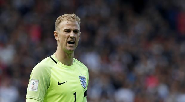 England keeper Joe Hart is being linked with a move in today's papers