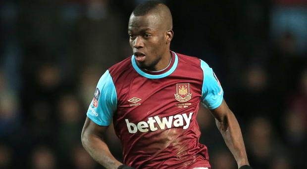 Enner Valencia scored 10 goals in 68 appearances for West Ham