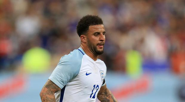 Kyle Walker is set to move from Tottenham to Manchester City