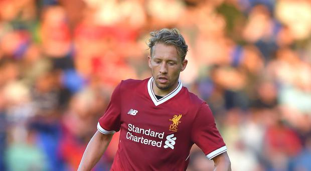 Lucas Leiva is the subject of a £5million bid from Lazio