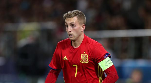 Gerard Deulofeu has returned to Barcelona