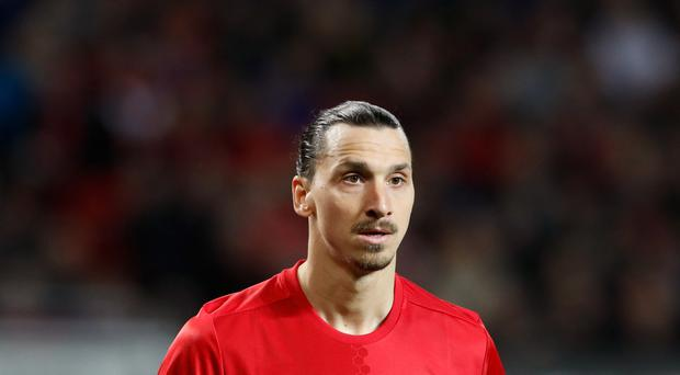 Zlatan Ibrahimovic's time at Manchester United may not be finished