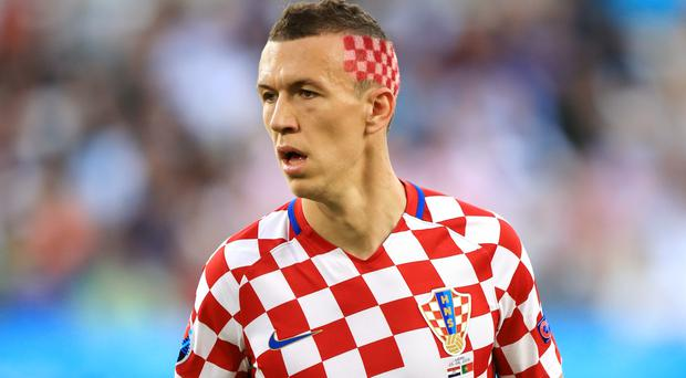 Croatia international Ivan Perisic is reportedly a target for Manchester United