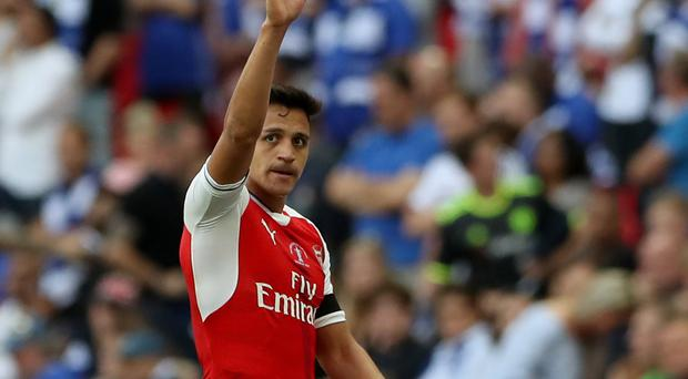 Arsene Wenger says Arsenal have decided to keep Alexis Sanchez.