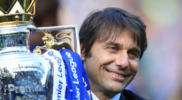 Chelsea manager Antonio Conte has signed a new two-year contract with the Premier League champions
