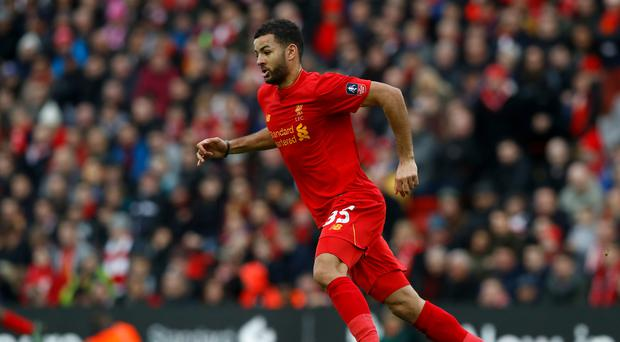 Kevin Stewart looks to be on his way out of Anfield