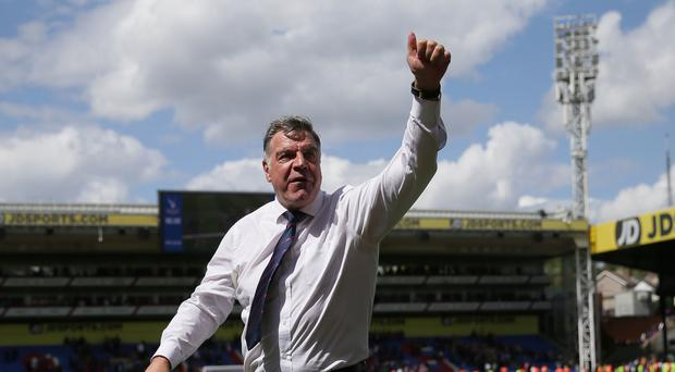 Sam Allardyce admits he may one day be tempted back into management