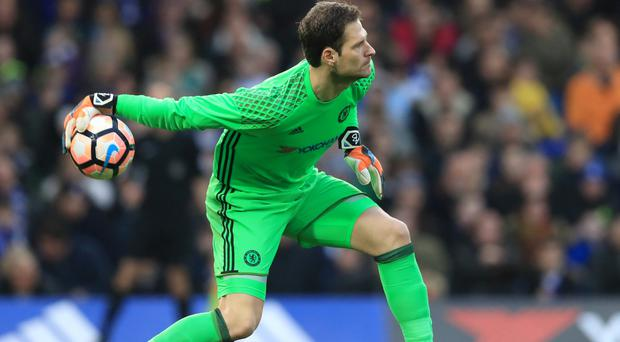 Asmir Begovic joined Bournemouth from Chelsea