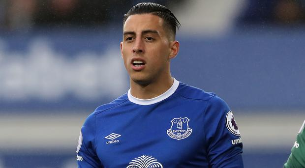 Ramiro Funes Mori has been out since March