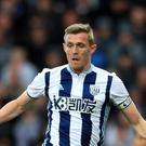 Darren Fletcher was a regular for West Brom last season