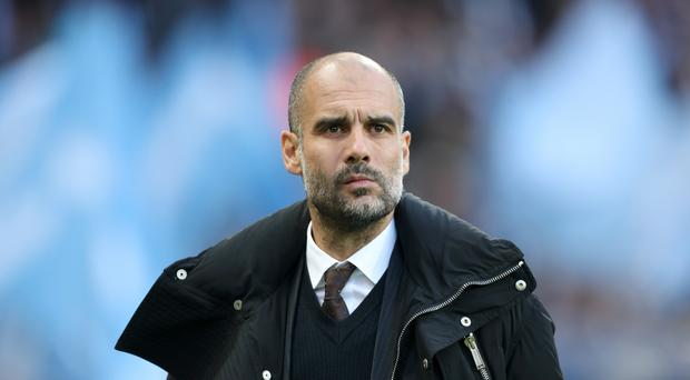 Pep Guardiola is preparing for his second season at Manchester City
