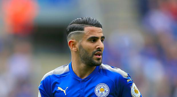 Shakespeare confirms Leicester rejected Roma bid for Mahrez