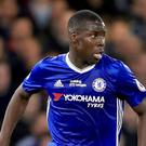 Chelsea's Kurt Zouma will play on loan at Stoke next season
