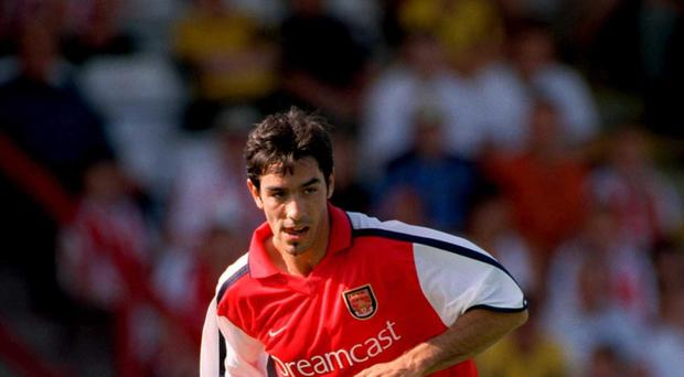 Robert Pires admits it took him plenty of time to settle in at Arsenal when he moved from France in 2000