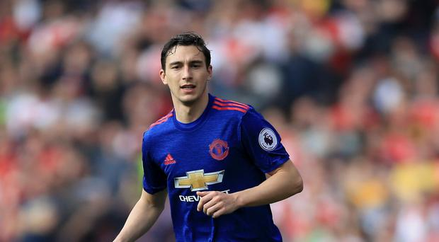 Manchester United's Matteo Darmian wants to leave the club