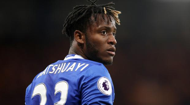 Michy Batshuayi netted a brace in Chelsea's win