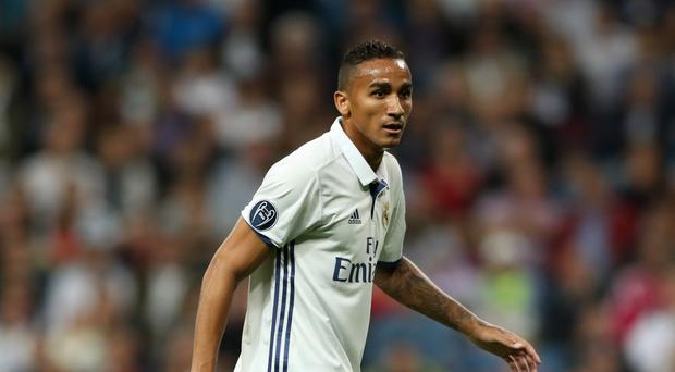 Real Madrid's Danilo completes move to Man City
