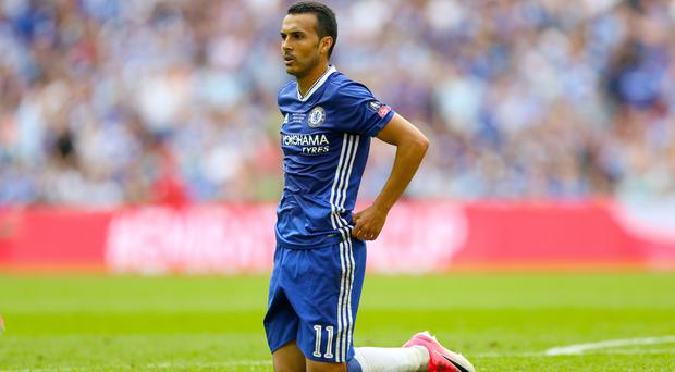 Antonio Conte says Pedro's injury is worse than first thought