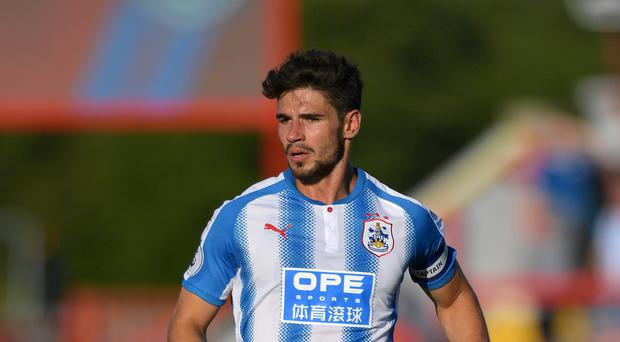Christopher Schindler has signed a new deal with Huddersfield