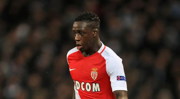 Monaco's Benjamin Mendy has signed for Manchester City.